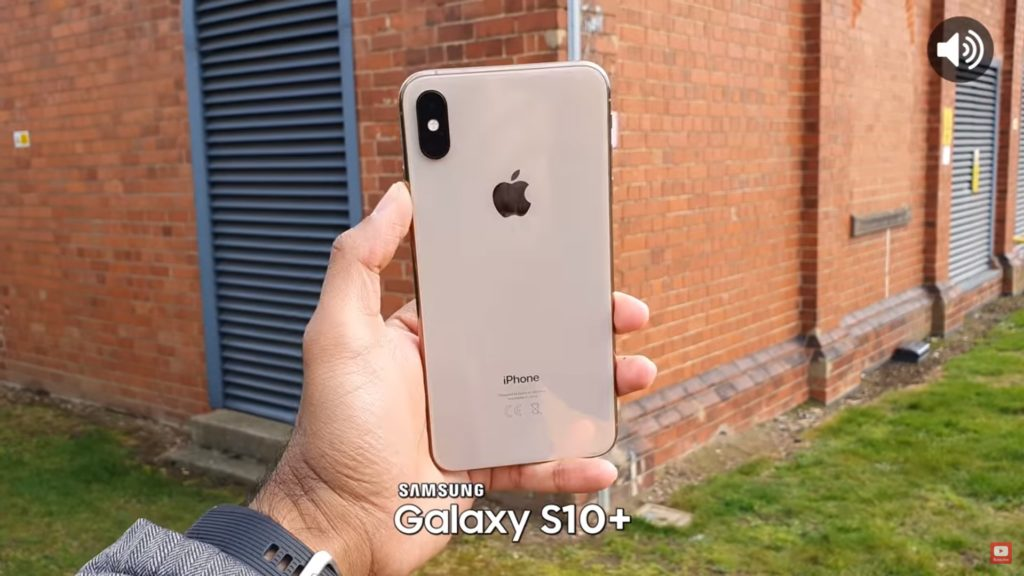 Iphone Xs Max Vs Galaxy S10 Plus Camera Comparision 6
