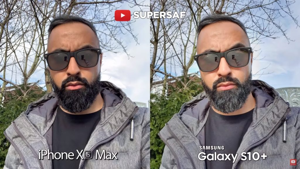 Iphone Xs Max Vs Galaxy S10 Plus Camera Comparision 8