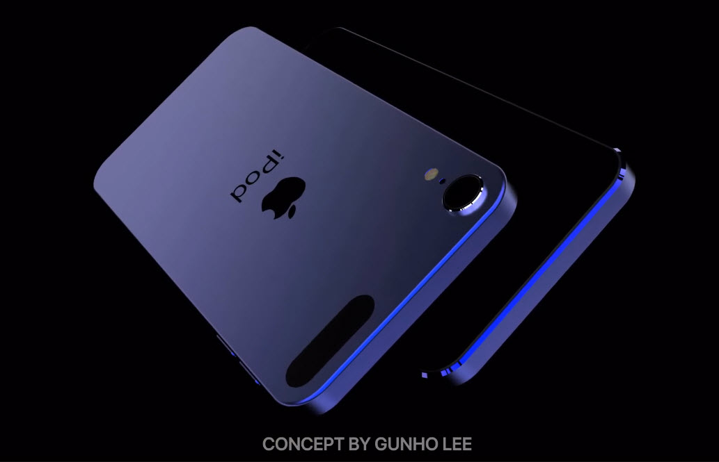 Ipod Touch Gen 7 Render By Lee Gunho Img 5