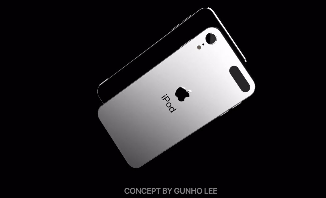 Ipod Touch Gen 7 Render By Lee Gunho Img 6