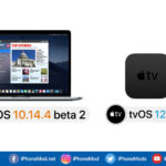 Mac Os 10 14 4 And Tv Os 12 2 Beta 2 Released