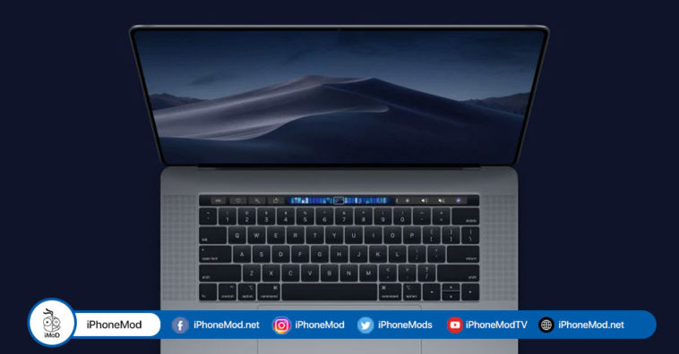 Macbook Pro 16 Inch 2019 Edge To Edge Display Concept