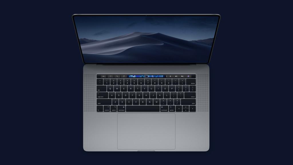 Macbook Pro 16 Inch 2019 Edge To Edge Display Concept Img 2