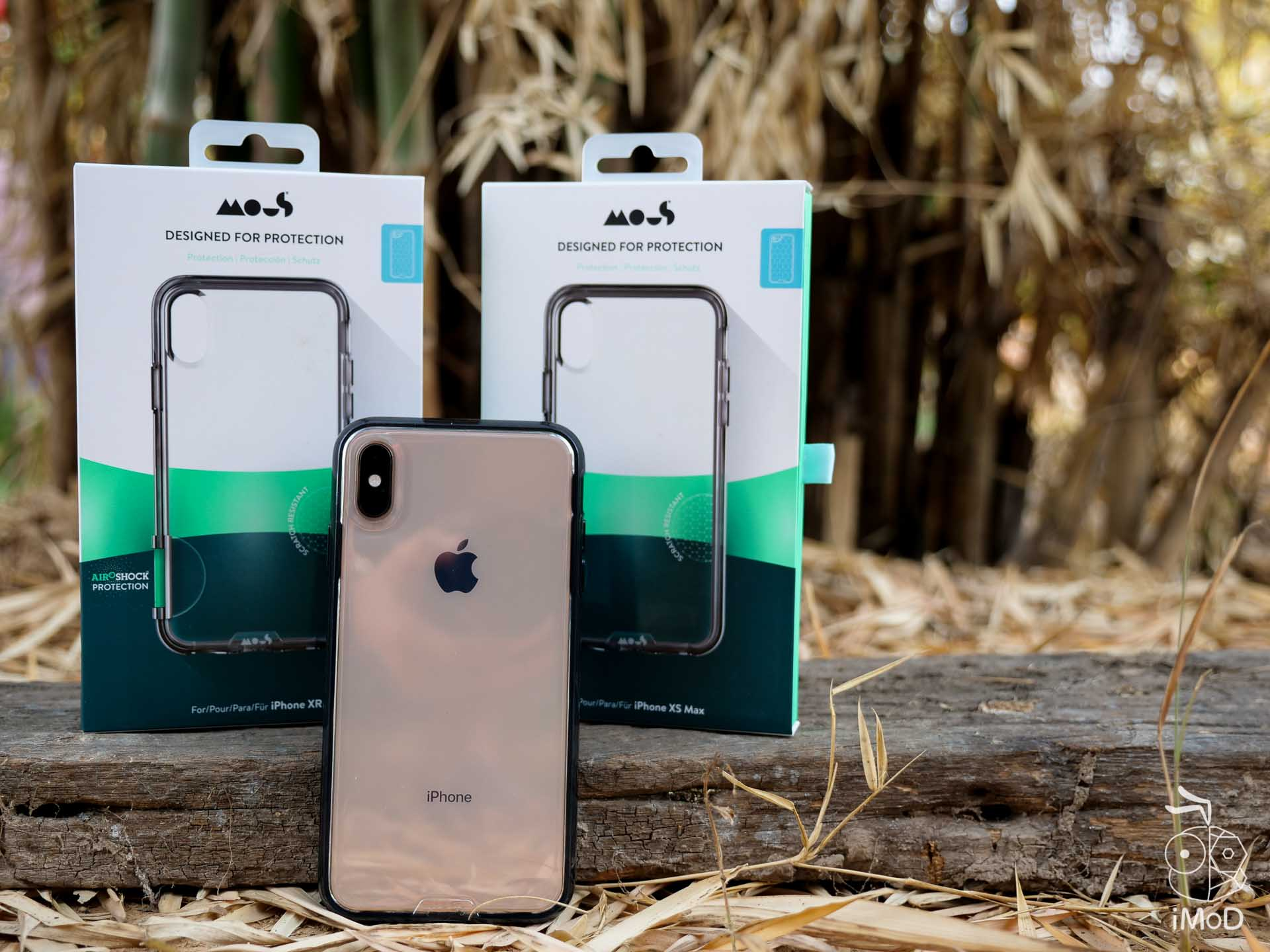 Mous Clarity Iphone Xs Max Xr Review 1222585