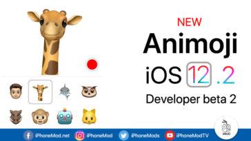 New Animoji Ios 12 2 Developer Beta 2