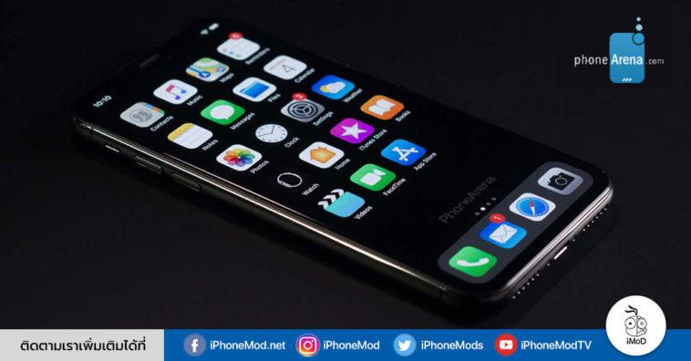 Phonearena Iphone Xi Ios 13 Darkmode Render