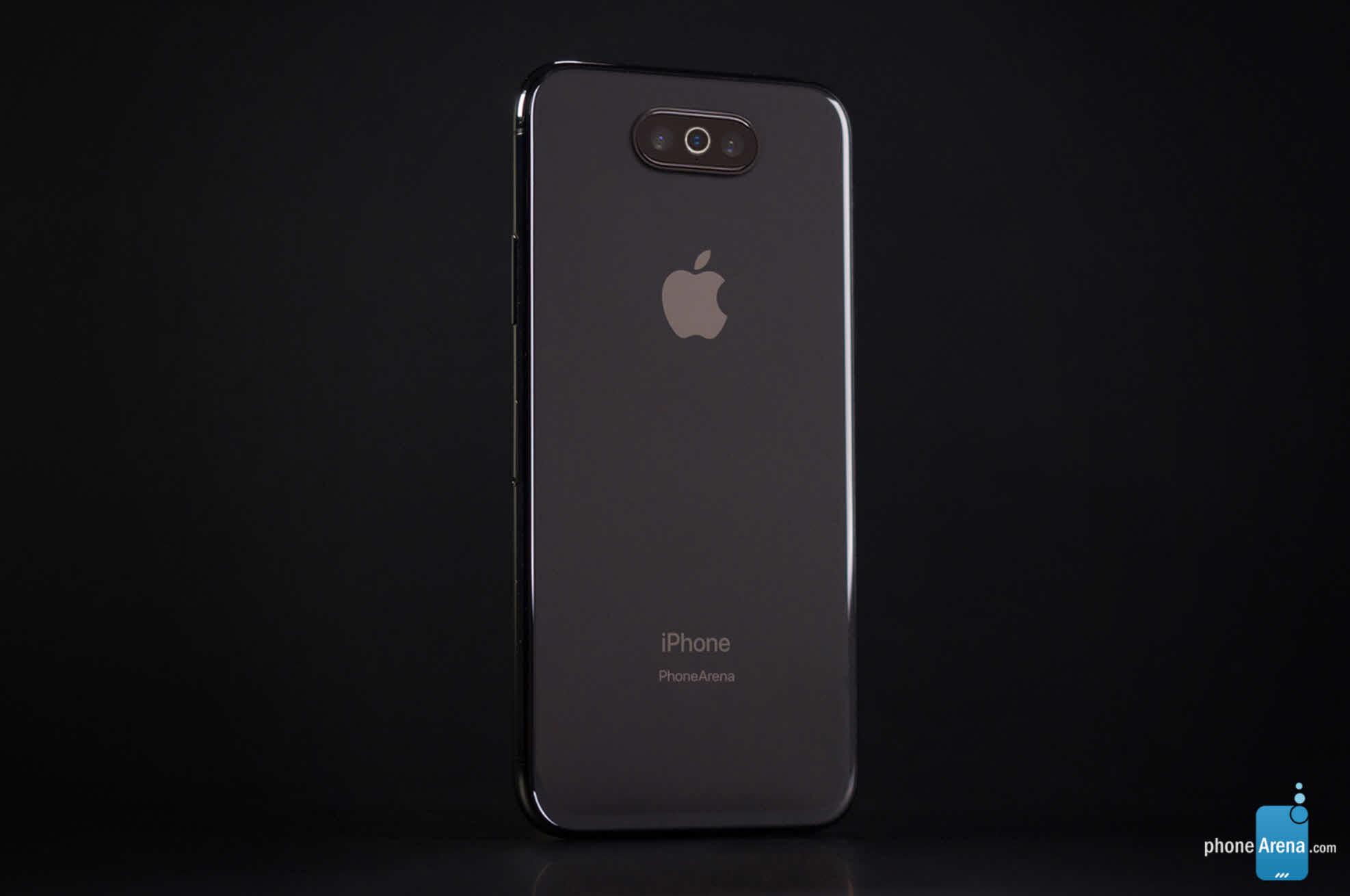 Phonearena Iphone Xi Ios 13 Darkmode Render Img 1 4