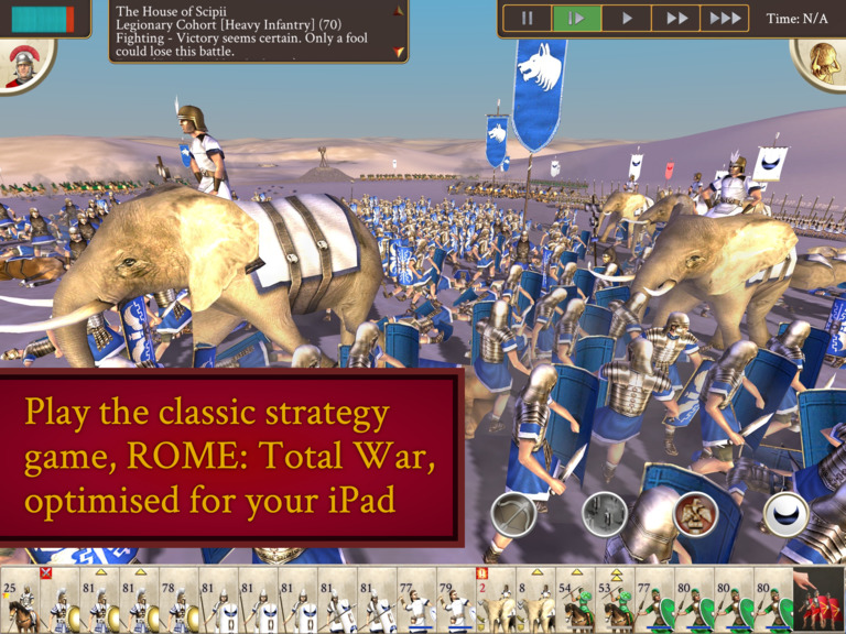 Rome Total War Update Support Ipad Pro 2018 11 Inch 1