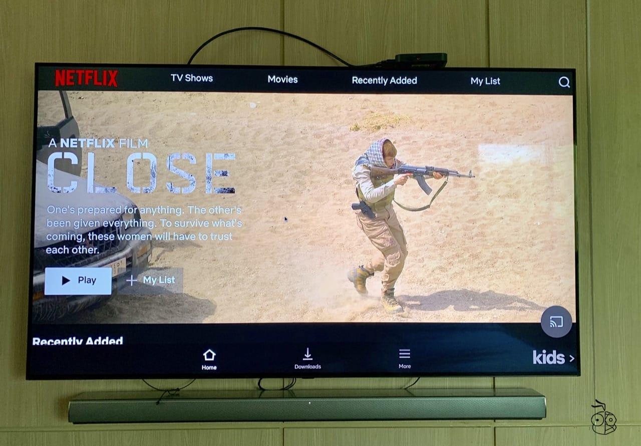 Trueid Tv Netflix Installed