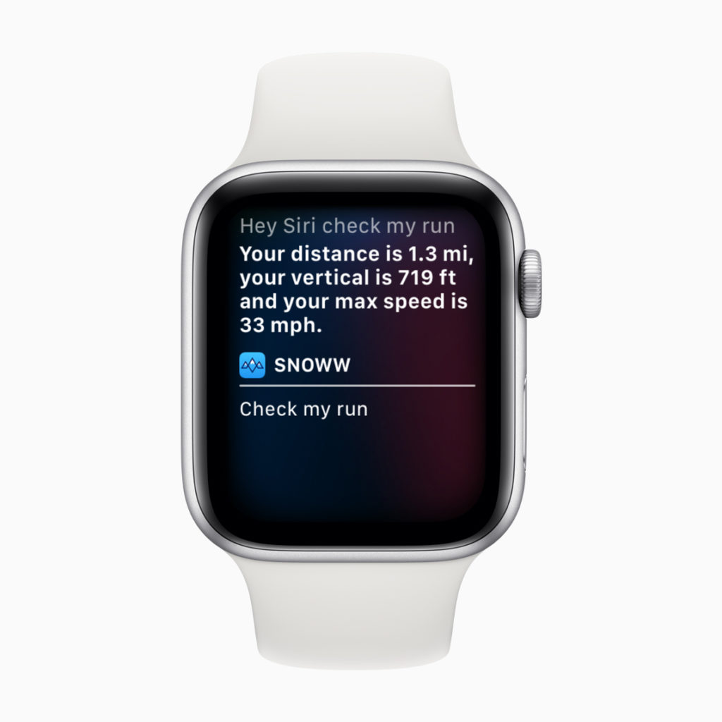 Apple Siri Shortcuts Health And Fitness Check My Run Screen Apple Watch 02282019