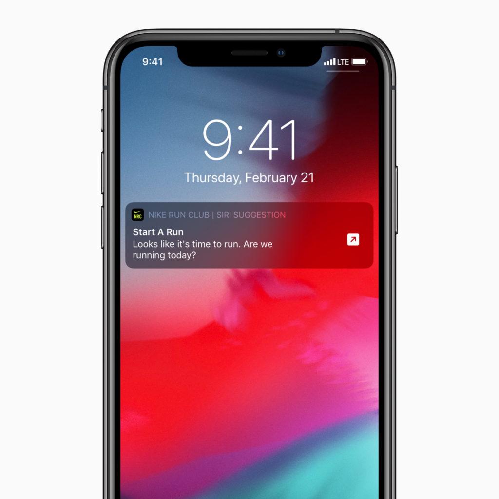Apple Siri Shortcuts Health And Fitness Nike Run Screen 02282019