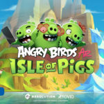 Angry Birds Ar Ios Isle Of Pigs Preorder