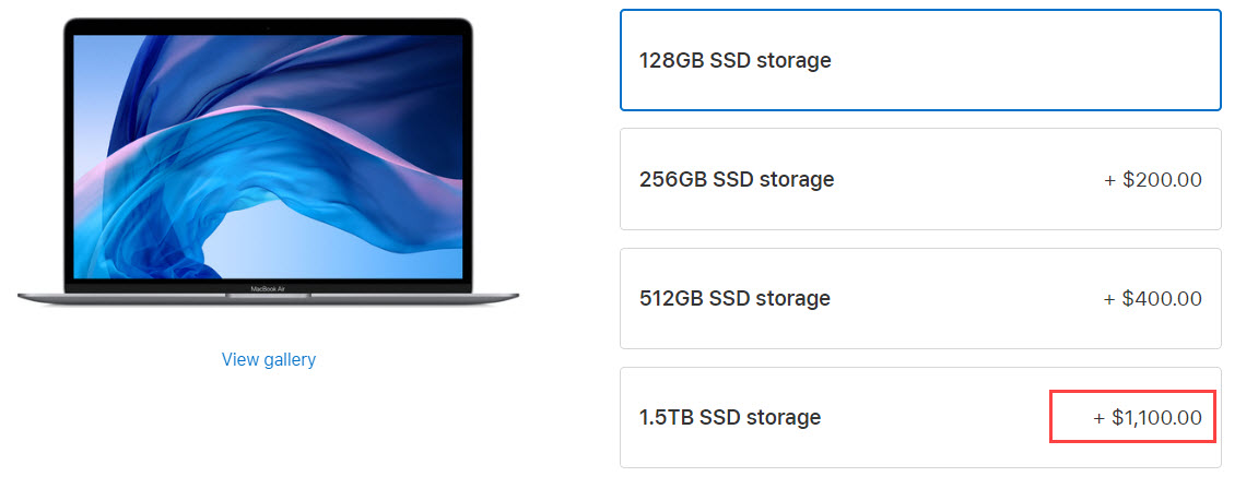 Apple Discount Mac Ssd And Mac Pro Ram 20 Mar 2019 Img 1