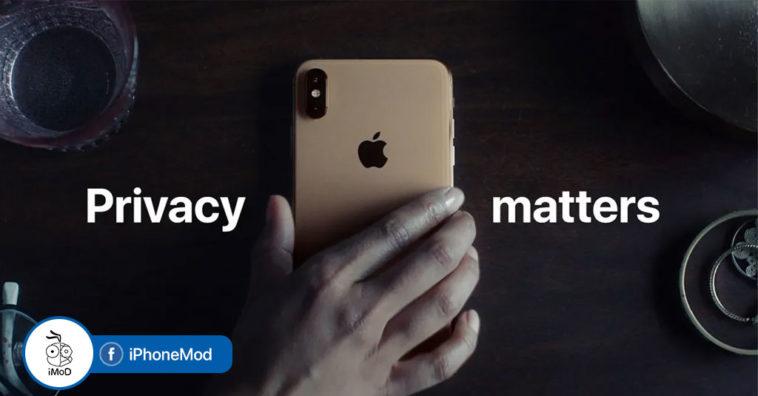 Apple Privacy Ads