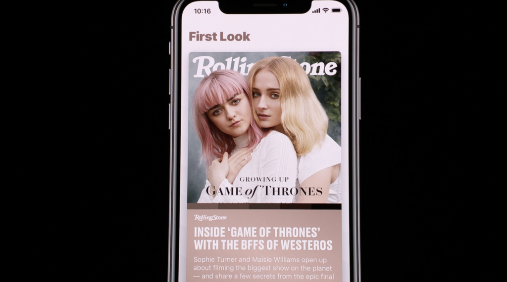 Apple Release Apple News Plus Add Magazine 2
