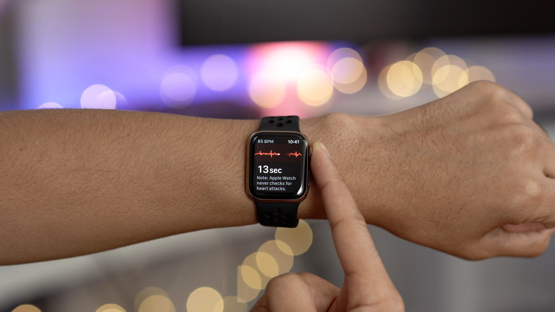 Apple Watch Detect Pvc Ecg And Useful For Deaf Customer 1