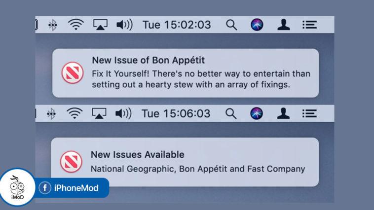 Found Evidence Apple News Magazine Macos Beta