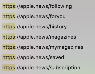 Found Evidence Apple News Magazine Macos Beta Img 3