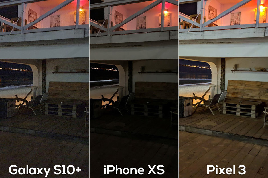 Galaxy S10 Plus Pixel 3 Iphone Xs Max Night Mode Photo Compare Img 3