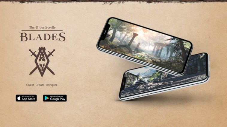 Game The Elder C Scrolls Blades Cover2