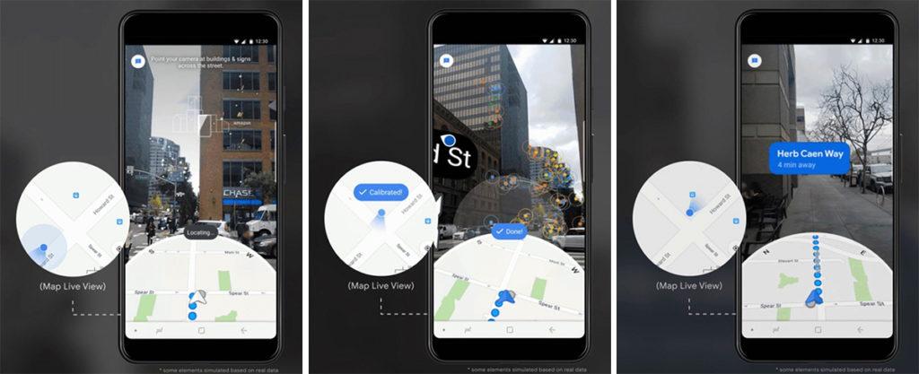 Google Test Ar Navigation Google Maps For Local Guides 1