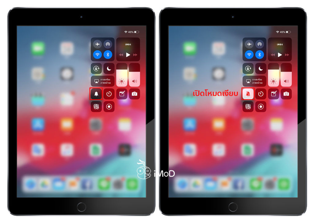 How To Mute Silent Mode On Ipad