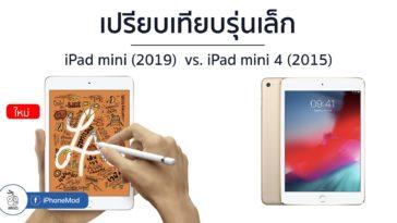 Ipad Mini 5 2019 Vs Ipad Mini 4 2015 Cover