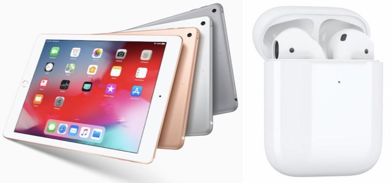 Ipad 2018 Airpods Wireless