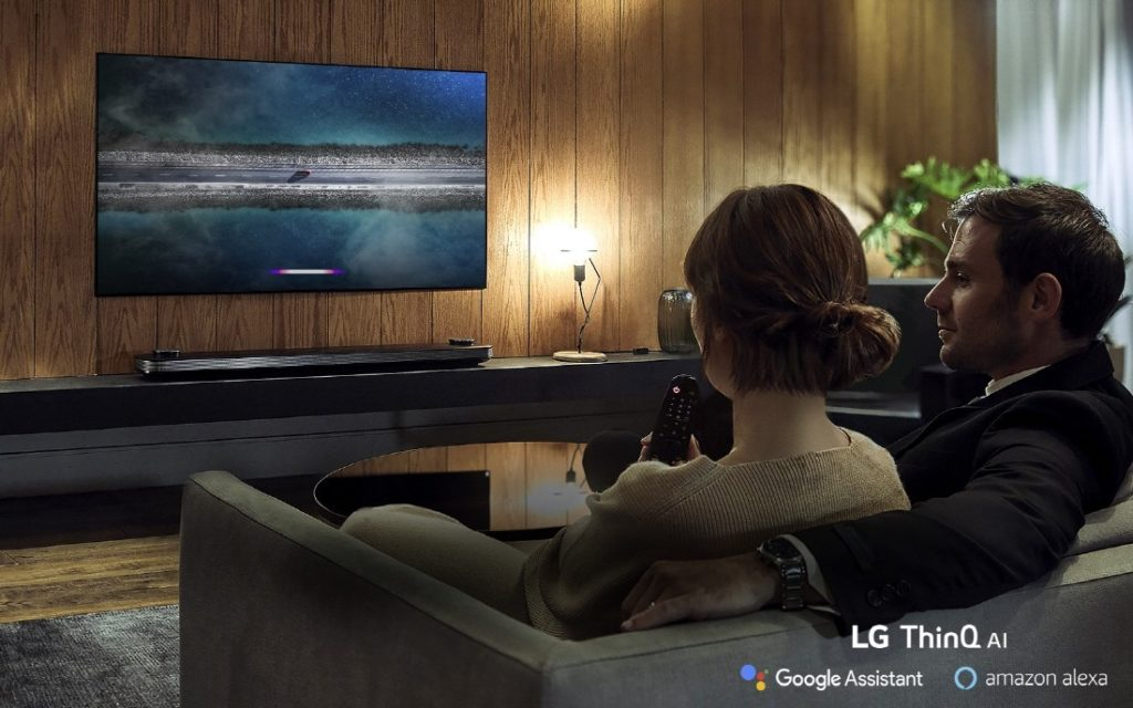 Lg Smart Tv 2019 Sale Support Airplay 2 Homekits Mid Year 1
