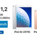 New Ipad 2019 Clock Speed A12 Bionic Ram 3gb