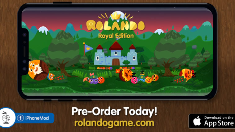 Rolando Royal Edition Game Pre Order 2019