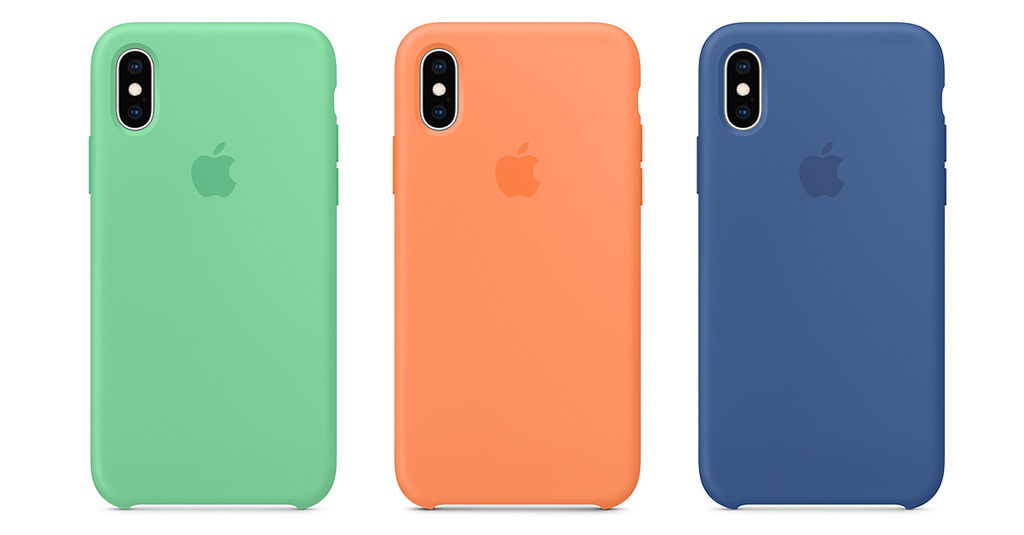 Silicone Case Spring Collection