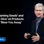 Tim Cook Apple Investors Meeting Products That Will Blow You Away