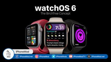 Wathcos 6 Concepth By Matt Birchler