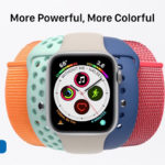 Apple Share Video More Powerful More Colorcul Promote Apple Watch Band