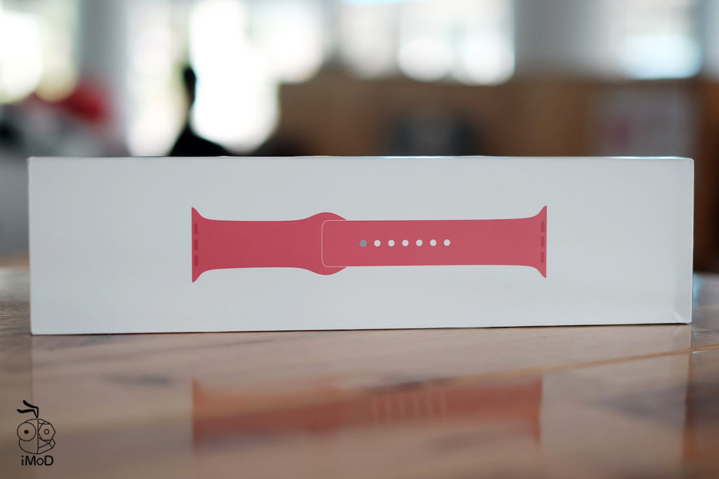 Apple Watch Sport Band Hibiscus Color Preview 1