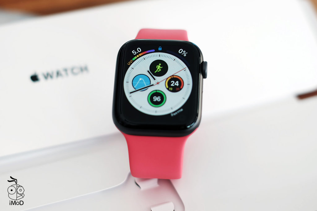 Apple Watch Sport Band Hibiscus Color Preview 10