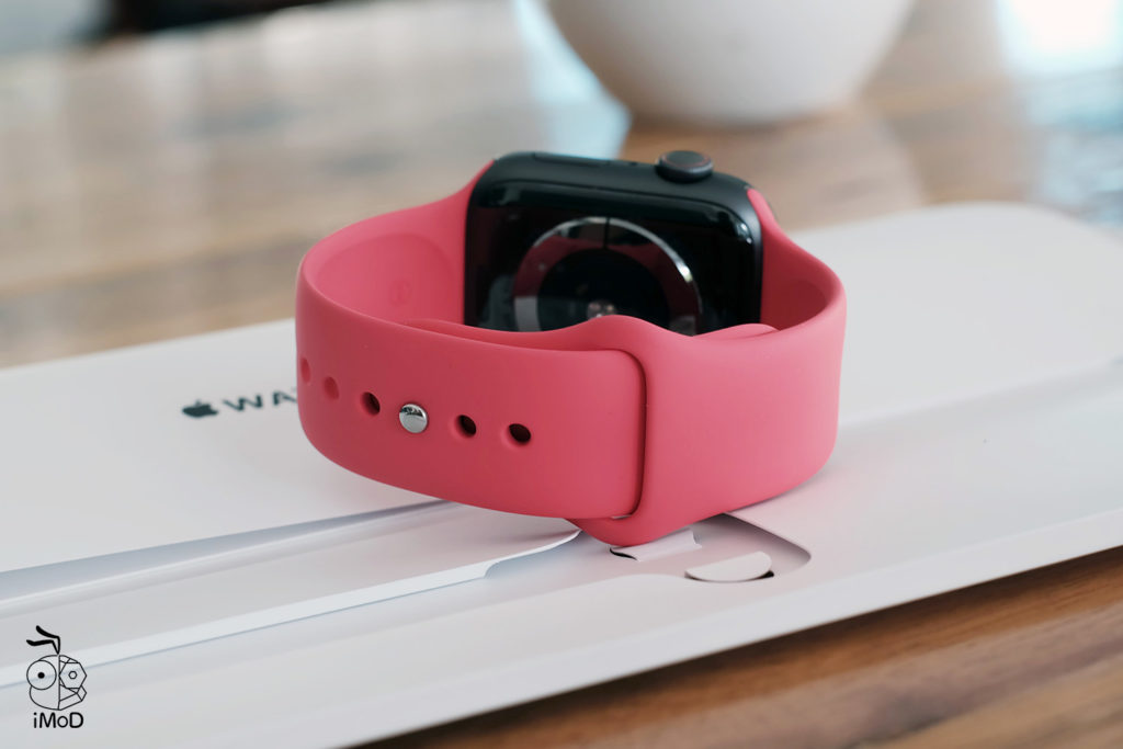 Apple Watch Sport Band Hibiscus Color Preview 11