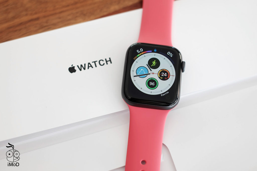 Apple Watch Sport Band Hibiscus Color Preview 12