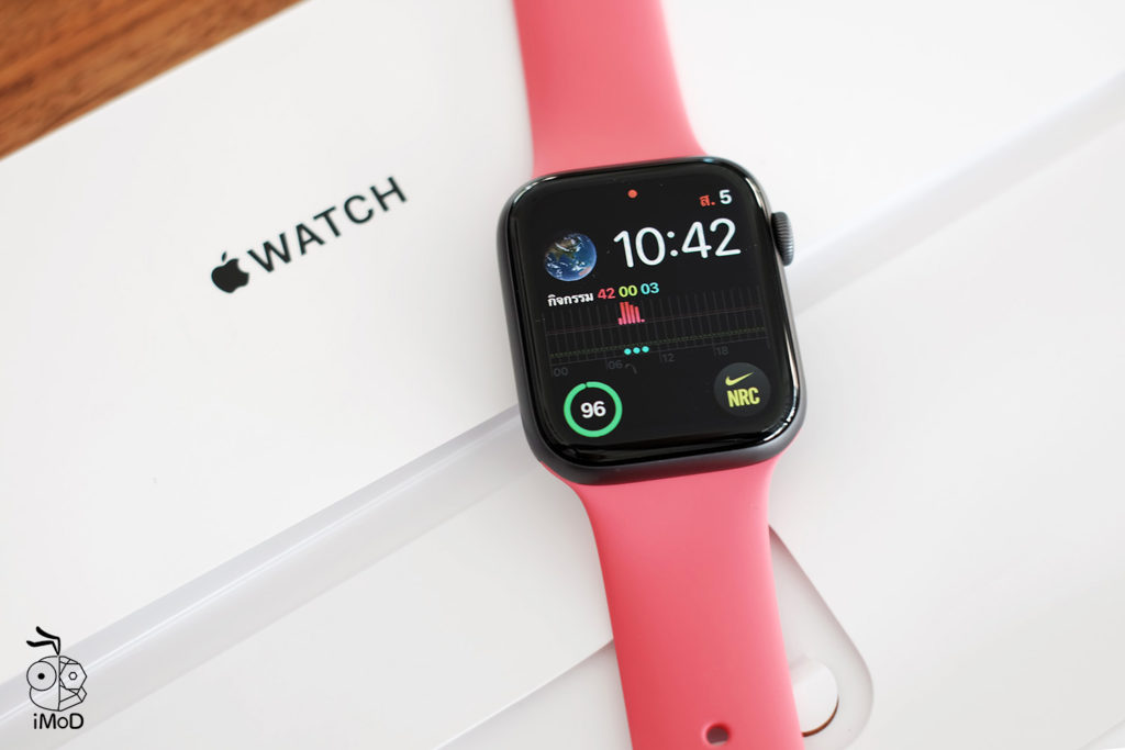 Apple Watch Sport Band Hibiscus Color Preview 13