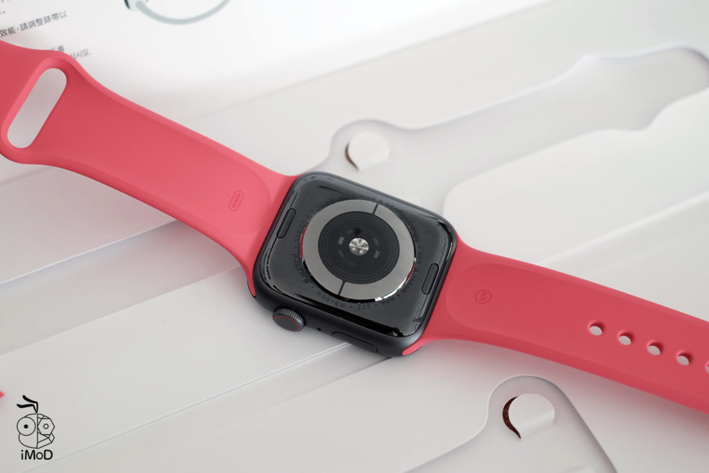 Apple Watch Sport Band Hibiscus Color Preview 9