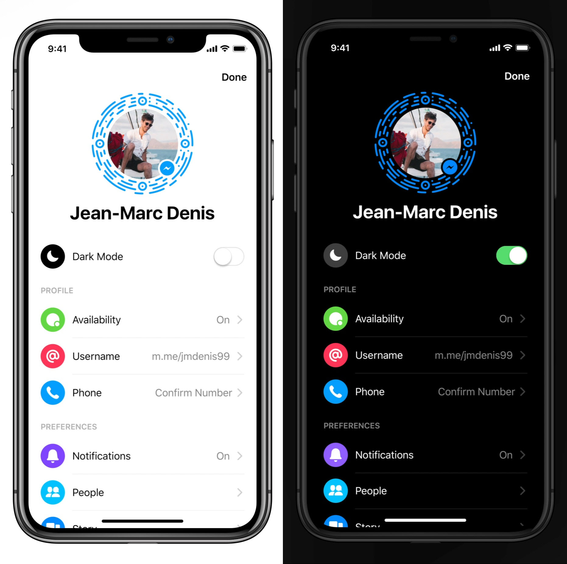 Dark Mode Facebook Messenger Now Available Globally Img 1