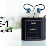 Fender Nine 1 Headphone Review
