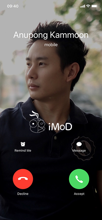 How To Fix Contact Image Full Screen When Phone Call 5