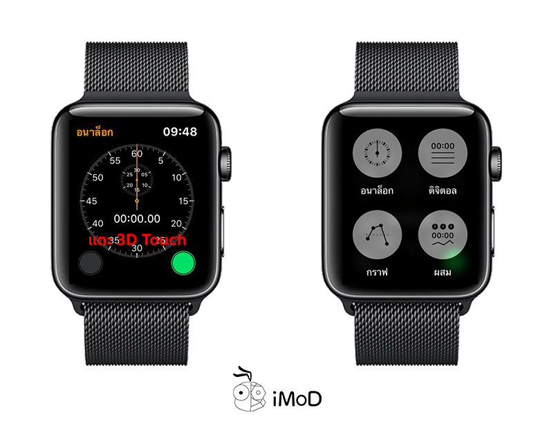How To Use Stop Watch On Apple Watch 1