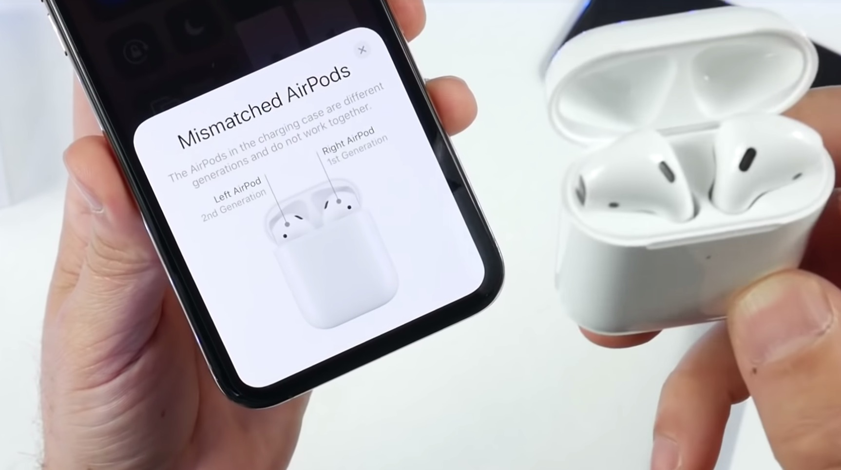 Ios 12 3 Beta 1 Identify Mismatched Airpods Img 1