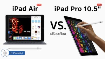 Ipad Air Vs Ipad Pro 10.5 Comparison 2019 Cover