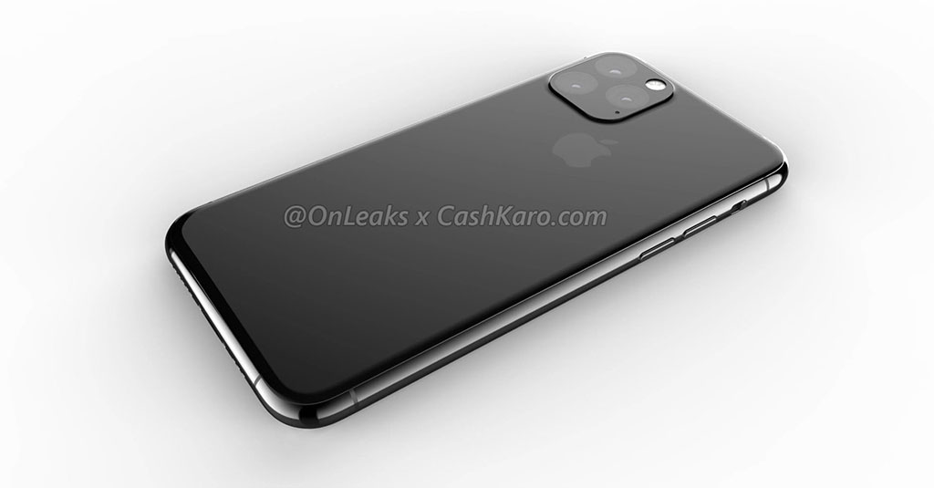 Iphone 2019 Renders 1