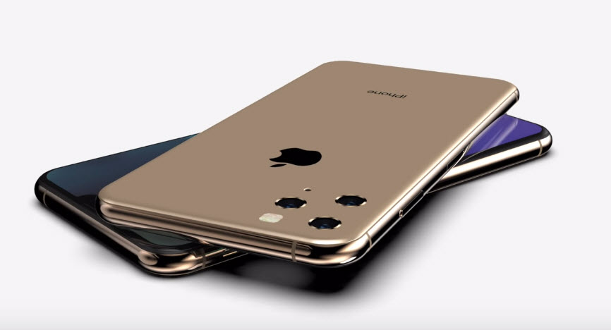 Iphone 2019 Triple Lens Render By Everything Apple Pro Img 13