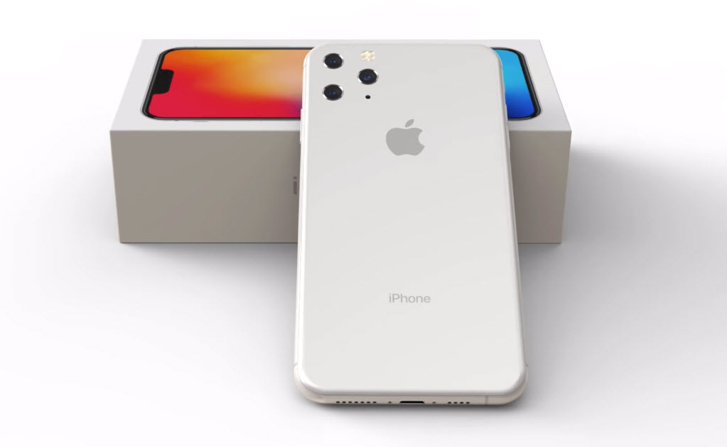 Iphone 2019 Triple Lens Render By Everything Apple Pro Img 2